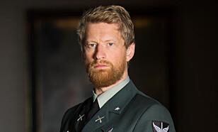 FIRE DAGER: Odd-Magnus Williamson var inne i militæret i fire dager før han forlot rekrutten og tok siviltjeneste. Foto: Eirik Evjen / Monster Scripted