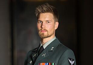 ALLERGIKER: Mads Sjøgård Pettersen droppet militæret på grunn av «omfattende matallergier». Foto: Eirik Evjen / Monster Scripted