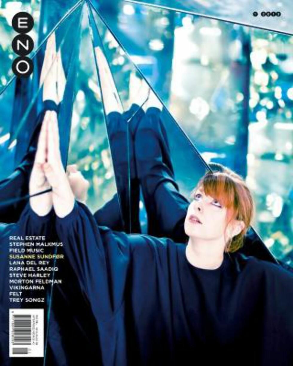 ENO: I musikkmagasinet ENO, som er å finne i butikkene neste torsdag, er det et ti sider langt intervju med Susanne Sundfør.