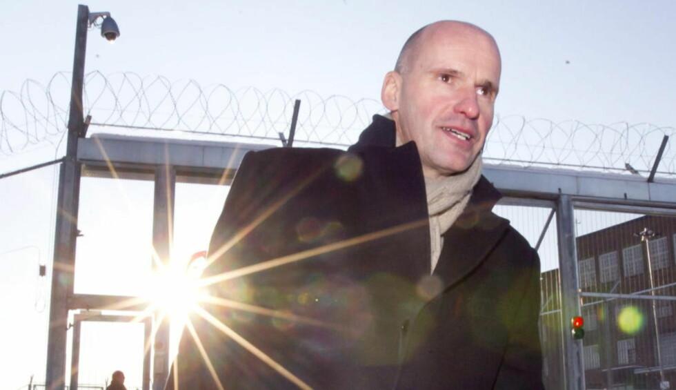 FIKK JENTE:  Advokat Geir Lippestad ble i natt far til ei lita jente. Foto: Heiko Junge / Scanpix