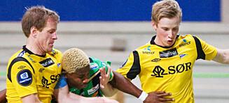 Molde, Rosenborg og Start slåss om Simon (23)