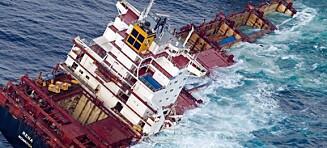 «Rena»s kaptein erkjenner skyld for miljøkatastrofe