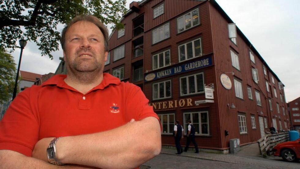 NY RBK-LEDER: Ivar Koteng ble innstilt som ny leder i fotballklubben under det ekstraordinære årsmøtet 26. januar, og tirsdag ble han valgt av medlemmene uten motkandidat. Foto: Tom E. Østhuus/Dagbladet