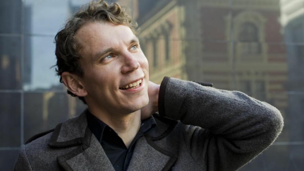 GI OSS MER: Han må vi bare få mer av, skriver anmelderen om den finske forfatteren Juha Itkonen. Foto: Berit Roald / Scanpix