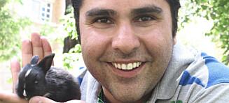 Farlig iransk «kanindrama»