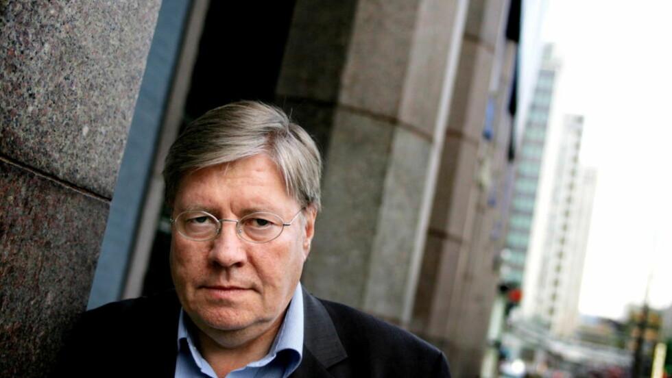 FORESLÅR NYE METODER: Barnepsykolog Willy-Tore Mørch. Foto: Linus Meyer