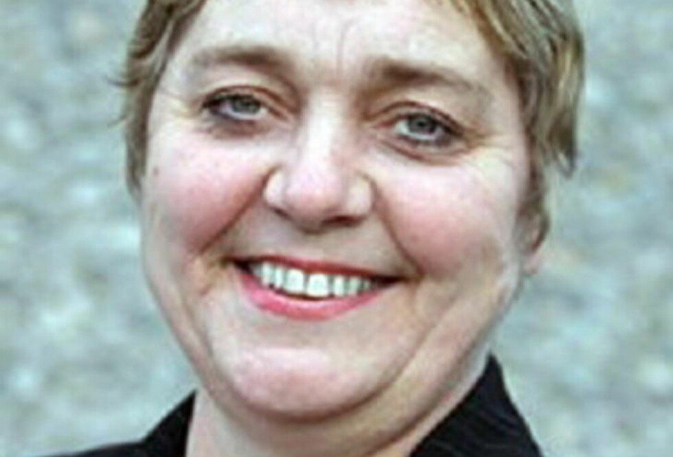 PROBLEMATISK:  Kjersti Markusson mener det er problematisk å ha en SV-leder som ikke sitter i regjering.