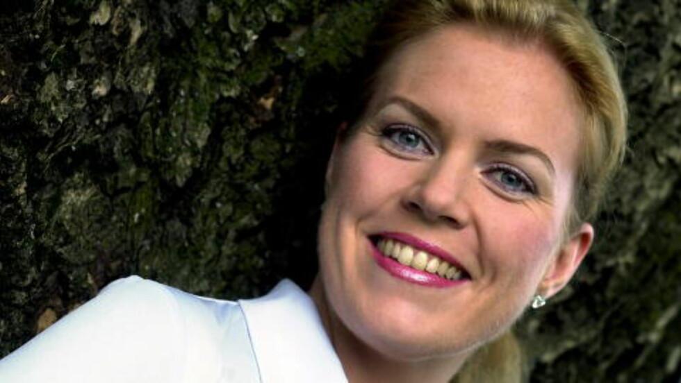 BLIR OFTE KONTAKTET:  Kanalvert i NRK, Ingvild Helljesen.  Foto: Tore Sandberg /  Dagbladet