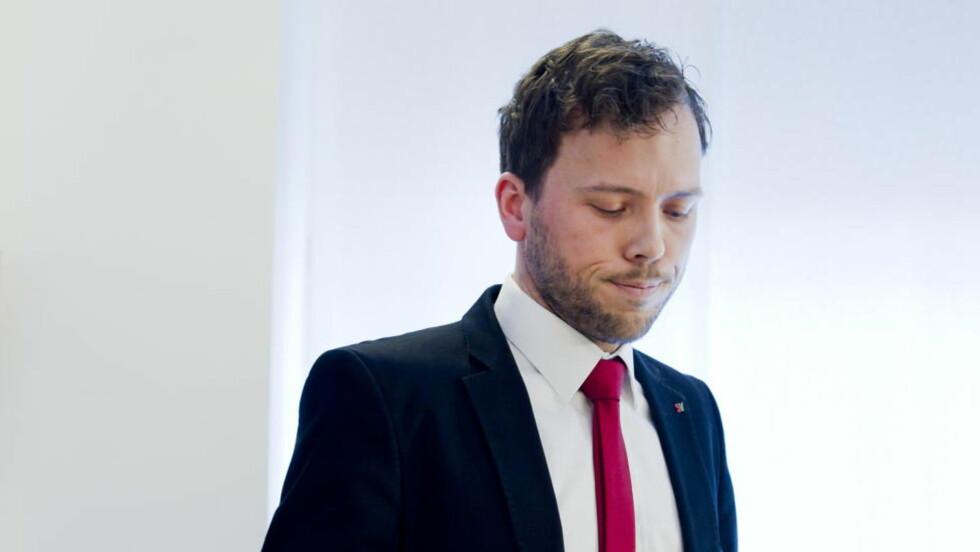 Etterforskes ikke: Økokrim avviser å behandle anmeldelsen av Audun Lysbakken (SV) og henviser til Stortinget å følge opp saken mot ham. Foto: Heiko Junge / Scanpix