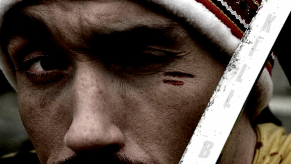 Gjensynsglede: Denne karen får du se mer av i 2013. Gjengen bak «Kill Buljo -The Movie» begynner innspilling av oppfølgeren like over påske. Foto: Tappeluft Pictures