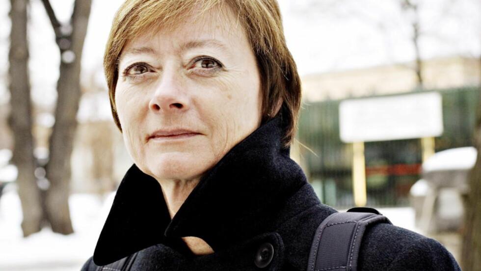 TAR TALLENE MED RO: Innvandringspolitisk talsmann i Ap, Lise Christoffersen, sier hun tar den nye innvandringstallene fra SSB med ro. - Den klart største andelen som kommer, er arbeidsinnvandrer. De har vi behov for, sier hun. Foto: Torbjørn Grønning / Dagbladet