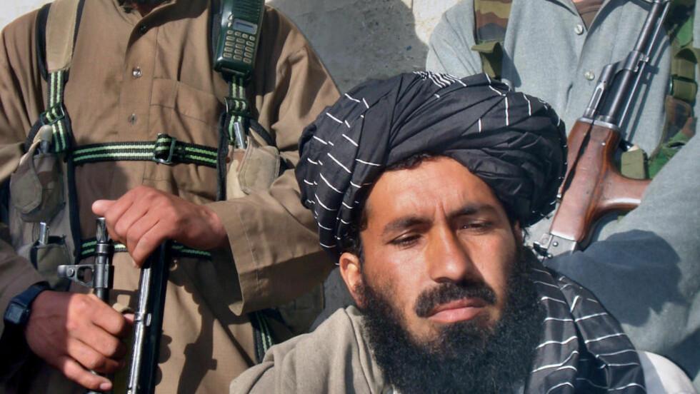 LEDER: Åtte personer ble drept, hvorav to var sentrale ledere av en militant fraksjon ledet av Maulvi Nazir, som anses for å være en regjeringsvennlig del av pakistansk Taliban. Foto: Scanpix