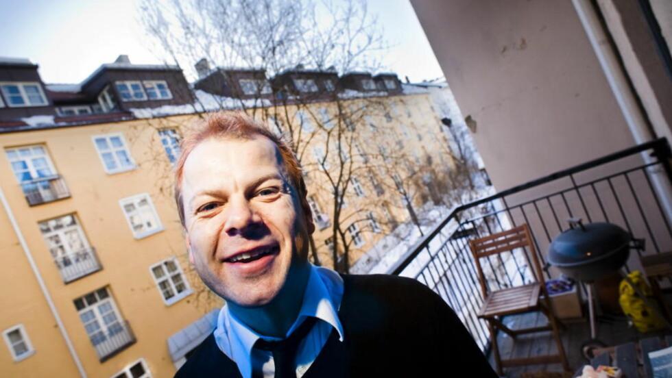 SPÅR NEW YORK-TILSTANDER: Oslo vil ifølge Heikki Holmås (SV) ligne verdensmetropolen.  Foto: Håkon Eikesdal/Dagbladet