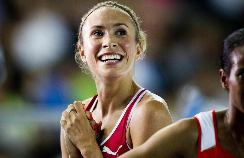 MISTET INNENDØRSSESONGEN: Ingvild Måkestad Bovim sto over innendørssesongen på grunn av sykdom. Nå sikter hun seg inn på å sesongdebutere i Doha i mai, hvor hun skal løpe 3000 meter.Foto: Bjørn Langsem  / Dagbladet.