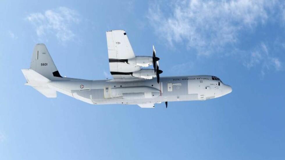 Hercules-fly fremdeles ikke funnet