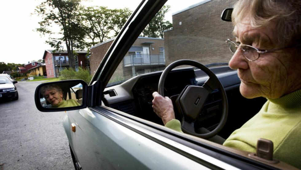 BARE EN BYRDE?  Bruker vi honnørord om eldre i andre sammenhenger enn honnørbilletter på trikken?» spør artikkelforfatteren. Illustrasjonsfoto: Gorm Kallestad/Scanpix