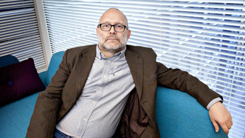 FORSKER: Jakub Godziminski er forsker ved NUPI. Foto: Torbjørn Berg / Dagbladet
