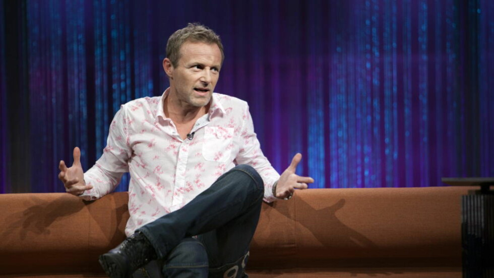 TV-DEBUT: Forfatter Jo Nesbø skal skrive åtte episoders TV-serie for NRK. Foto: Anders Grønneberg