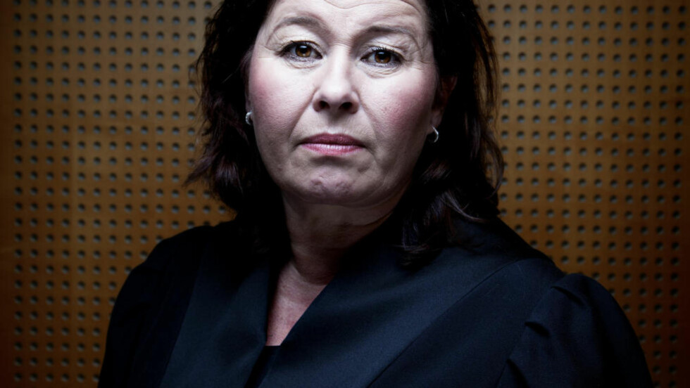 Ut av mørket: Vibeke Hein Bæra sa opp jobben for å forsvare Anders Behring Breivik sammen med Geir Lippestad. Etter mange år i politiet kjenner hun motparten godt. Foto: Lars Myhren Holand.