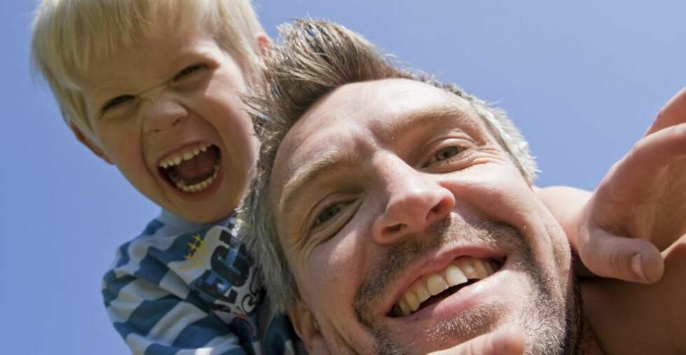 FLERE BARNEKULL: Stadig flere menn får barn med mer enn én kvinne. De aller fleste nøyer seg med to kull, men det er noen som har enda flere kull.  Illustrasjonsfoto: Colourbox.no