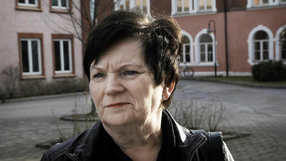 - FORFERDELIG Å SE HENNE: Christoffers bestemor, Ragnhild Gjerstad, mener hele saken er en skandale fra ende til annen. Foto: Erling Hægeland / Dagbladet