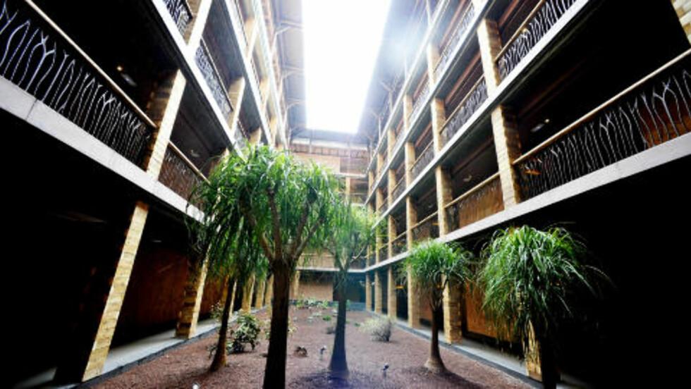 BAOBAB RESORT: Det nye hotellet har 667 rom. Foto: JOHN TERJE PEDERSEN