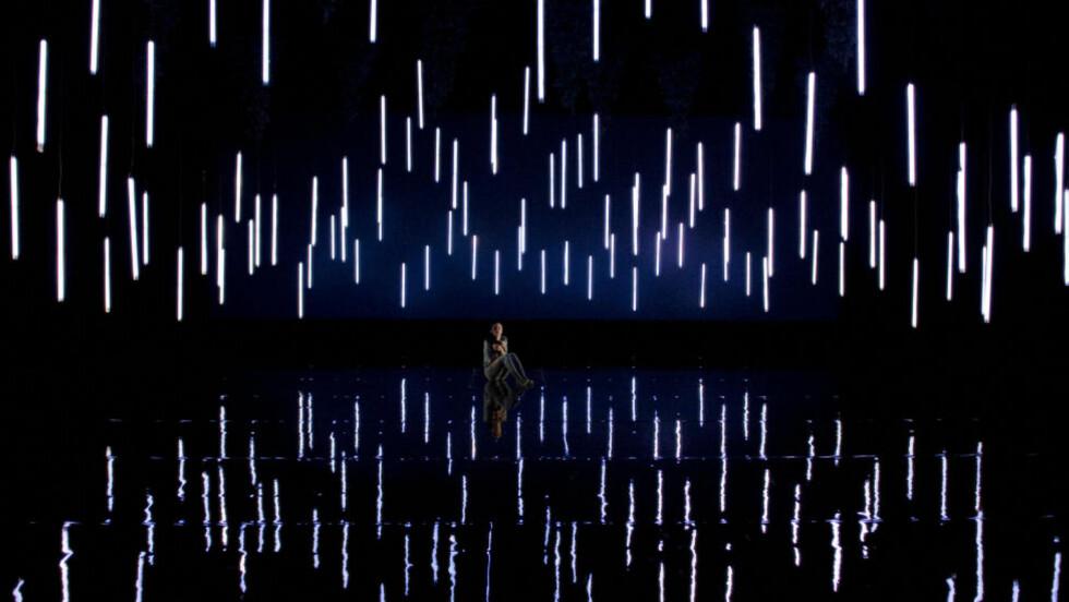VERDENSPREMIERE: Ballettutgaven av «Is-slottet» har urpremiere 27. mars. Nasjonalballetten framfører den på Operaens Scene 2. Foto: Erik Berg, Den Norske Opera