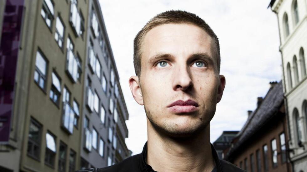 "SENTRAL ROLLE: Skuespiller Anders Danielsen Lie har en viktig rolle i Joachim Triers  film   "" OSLO, 31. AUGUST "" Foto: Berit Roald / Scanpix"