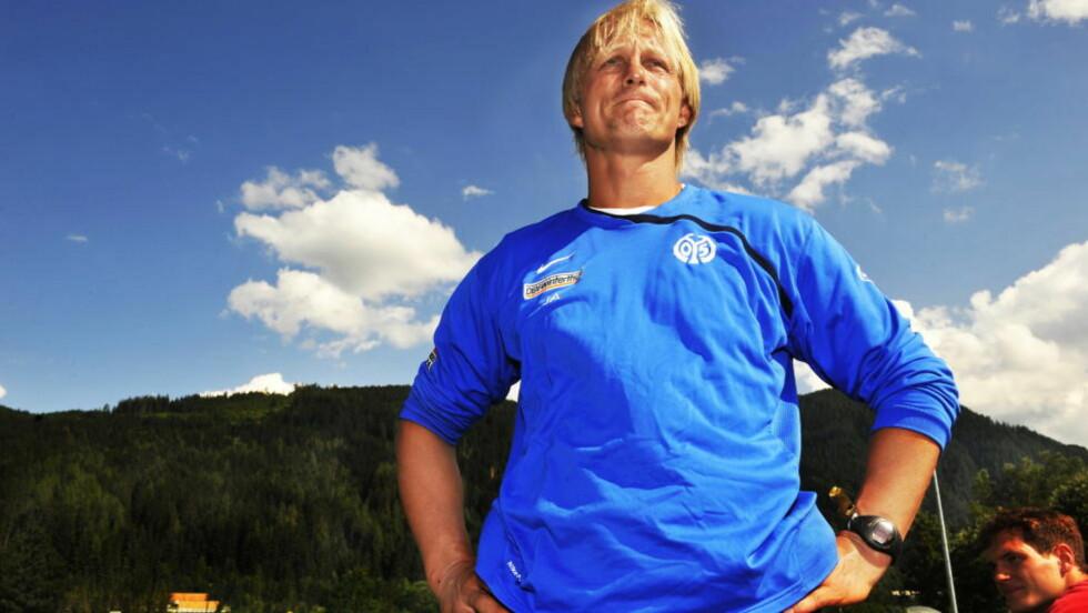 LYKTES IKKE: Jørn Andersen varte bare drøyt fem måneder i Karlsruhe. Foto: Erik Berglund / Dagbladet