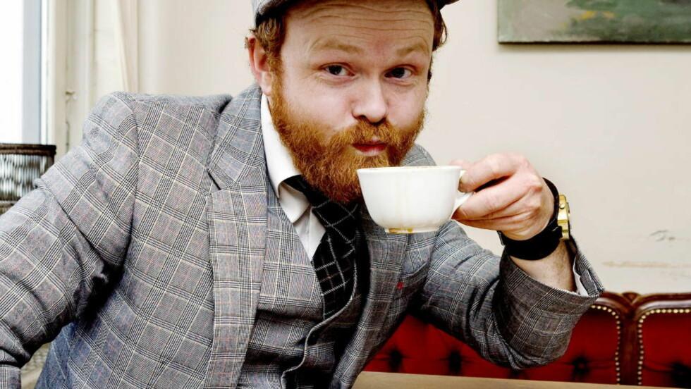 BYTTER KANAL:  Ivar «Ravi» Christian Johansen har vært å se på TV2 de siste årene. Nå har han undertegnet en toårskontrakt med TV3.  Foto: Elisabeth Sperre Alnes