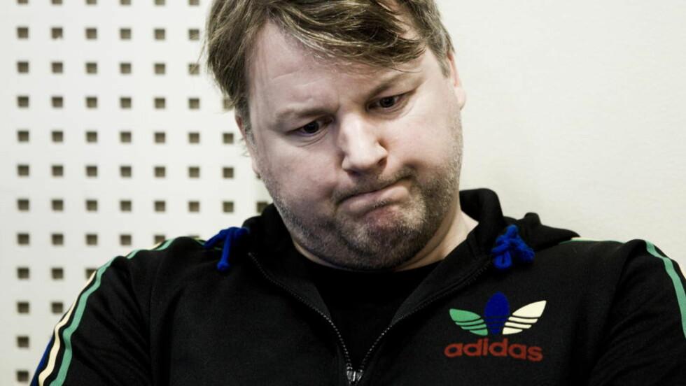 MILLEHAUGEN DØMT: Stig Millehaugen ble i dag dømt til 21 års forvaring på Young Guns-lederen Mohammed «Jeddi» Foto: Berit Roald / Scanpix