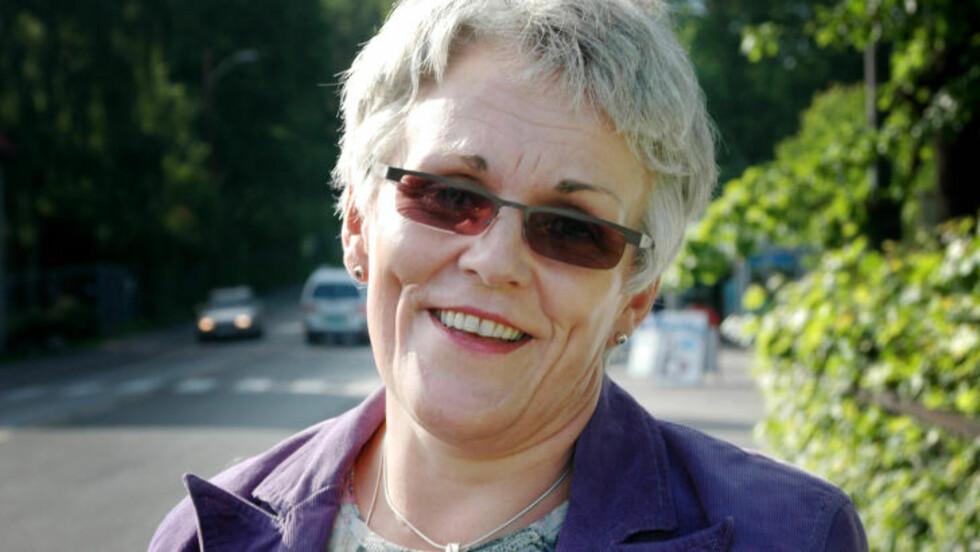 2005:  Den bedrageridømte og -tiltalte kvinnen  for snart sju år siden - da som Maria Kristoffersen. Foto: Privat.