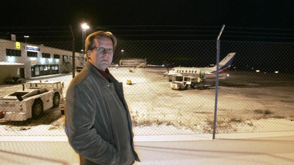 - SJELDEN OPPLEVD MAKEN:  Politimannen Frode Anmarkrud var blant annet sentral under kidnappingsdramaet på Torp flyplass i 2004. I løpet av sine 30 år i politiet har han knapt møtt en så manipulerende person som Marie Madeleine Larsen. ARKIVFOTO: TORBJØRN BERG/DAGBLADET.
