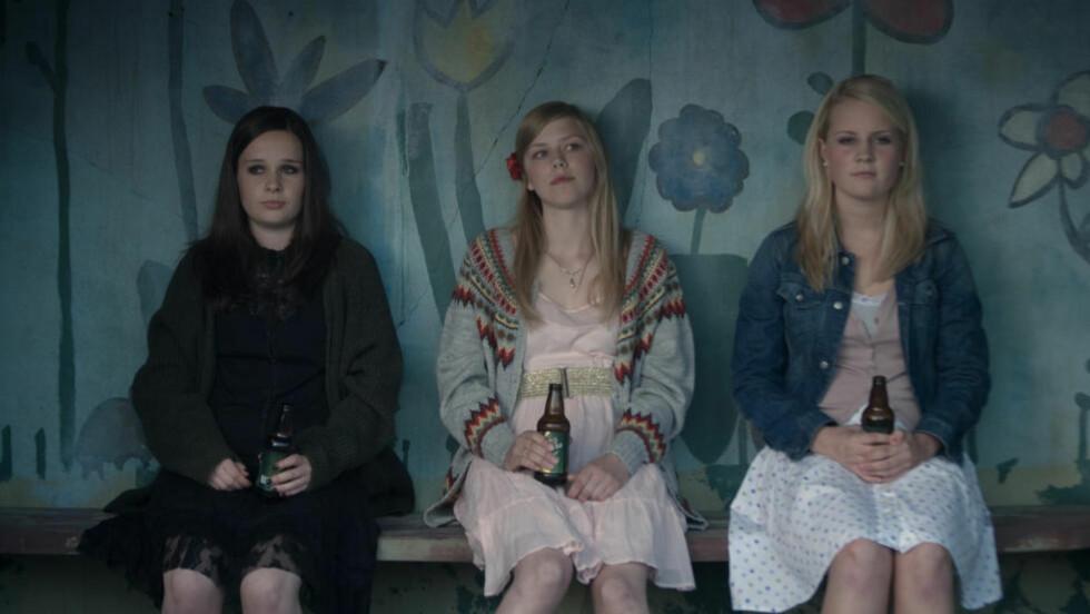 «FÅ MEG PÅ, FOR FAEN»: Filmen om tenåringskåthet og opprør er på vei til å gjøre det stort i USA, der filmen har premiere i kveld. Foto: Filmweb