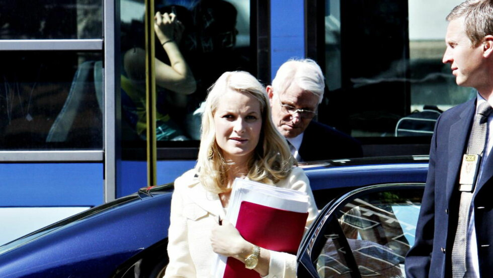 ENGASJERT: Kronprinsesse Mette-Marit er en aktiv forkjemper for asylsøkeres rettigheter. Det irriterte massemorderen Anders Behring Breivik. Foto: Nina Hansen / Dagbladet