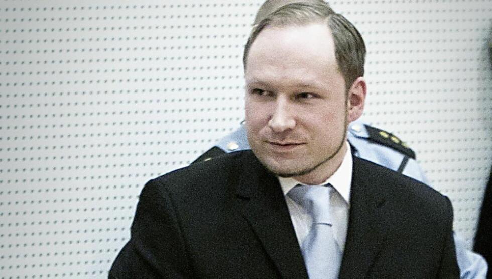 TJENTE MILLIONER: Anders behring Breivik skal ha tjent minst 3,6 millioner kroner på salg av falske vitnemål mellom 2003 og 2006. Foto: Bjørn Langsem / Dagbladet
