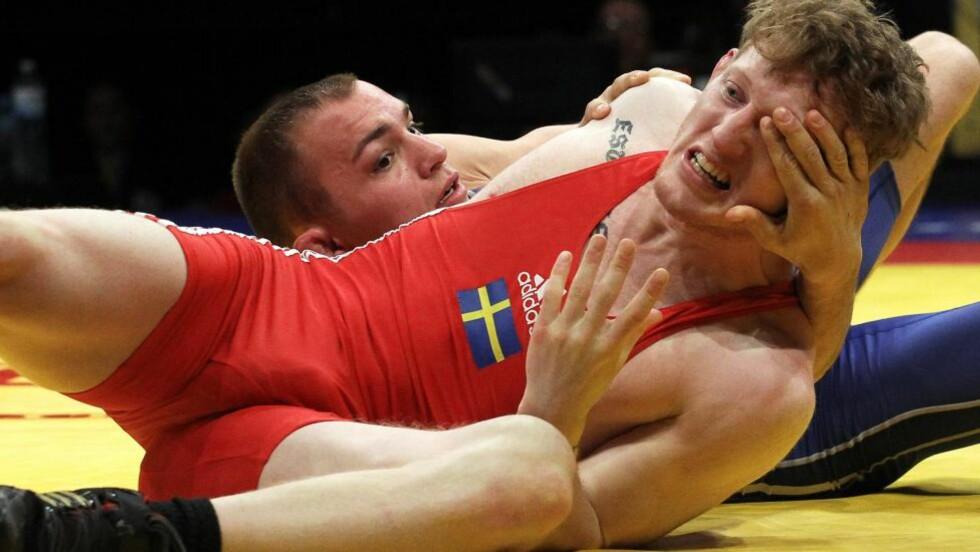 TOK BRONSE I SISTE EM: Men nå blir Mathias Günther fratatt medaljen, etter å ha avlagt en positiv dopingprøve. - Det virker som jeg har ødelagt hele karrieren nå, sier han. Foto: EPA/KOCA SULEJMANOVIC