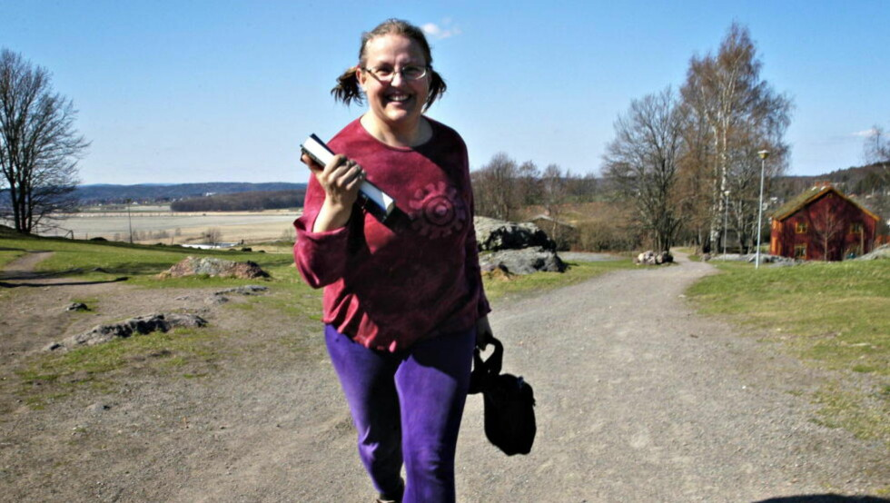 ALLSIDIG FORFATTER: Gro Dahle er aktuell med to diktsamlinger. En for barn og en for voksne. Foto: Truls Brekke/Dagbladet