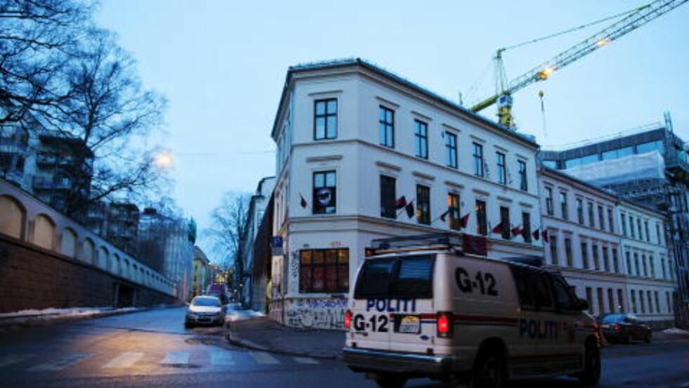 <strong>VURDERT SOM MÅL:</strong> Blitzhuset i Oslo var ett av mange mål Anders Behring Breivik hadde vurdert, ifølge politiavhørene.   Foto: Kyrre Lien / Scanpix