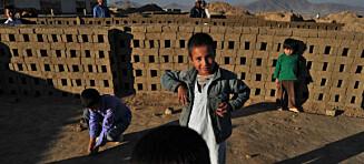 Norge vil sende asylbarn tilbake til Afghanistan