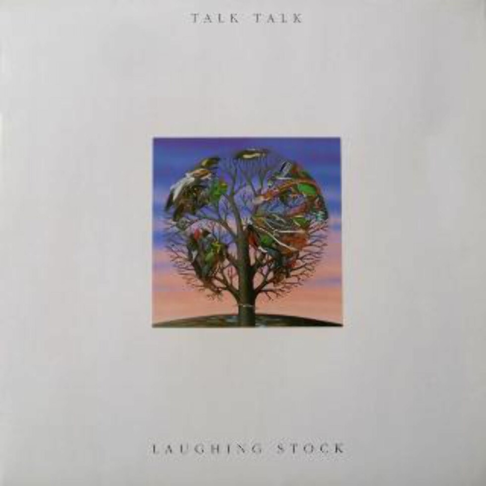 TALK TALK: «Laughing Stock» fra 1991, nyutgitt på vinyl i 2011.