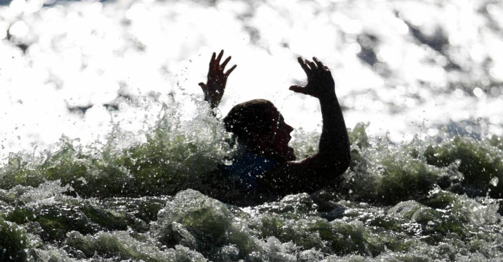 HOMOFILI-FREMKALLENDE? Ordfører Jose Benitez i kystbyen Huarmey i Peru tror at byens drikkevann gjør de mannlige innbyggerne homofile. Illustrasjonsbilde: AP/Dario Lopez-Mills/Scanpix