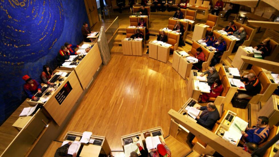 SVEKKEDE RETTIGHETER: «I dag må flertallet i Finnmark erkjenne at (det etnisk baserte) Sametinget nå kan fatte beslutninger som har konsekvenser for hele befolkningen,» skriver artikkelforfatteren. Foto: Kaja Baardsen