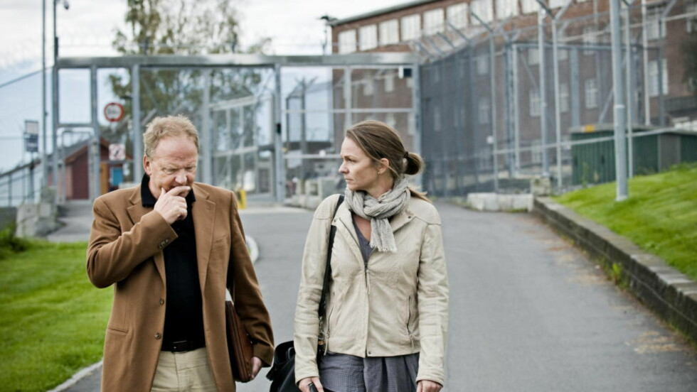 SKAL VURDERES: De erfarne rettspsykiaterne Torgeir Husby og Synne Sørheim leverte i dag sin rapport om Anders Behring Breiviks tilregnelighet. Nå skal Den rettsmedisinske kommisjon vurdere rapporten. Foto: Benjamin A. Ward/ Dagbladet