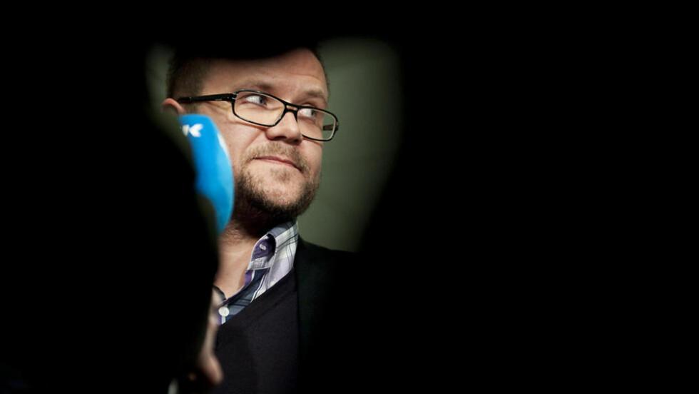 - VIL IKKE PROSEDERE:  Permittert sportsdirektør i Vålerenga erkjenner ikke straffskyld, men ønsker ikke å uttale seg nærmere om saken. Foto: Benjamin Ward / Dagbladet