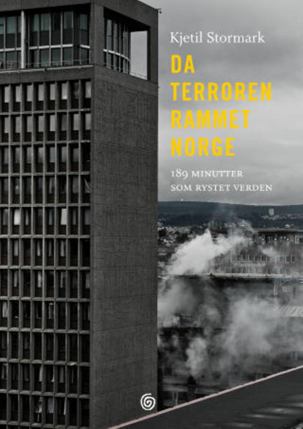 NY BOK: Kjetil Stormark gir i dag ut sin bok om terrorangrepet 22. juli.