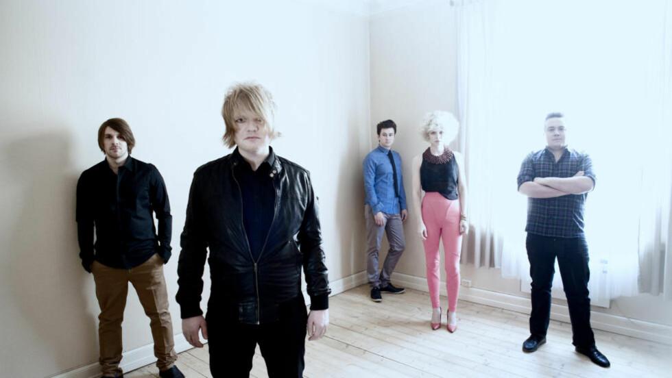 ÅRETS NORSKE LÅT: Montée kom på tredjeplass i Dagbladets albumkåring, og topper låtkåringen.