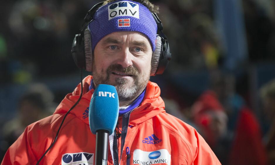 SPORTSSJEF: Clas Brede Bråthen liker at sesongen starter rekordtidlig. Foto: Terje Bendiksby / NTB Scanpix