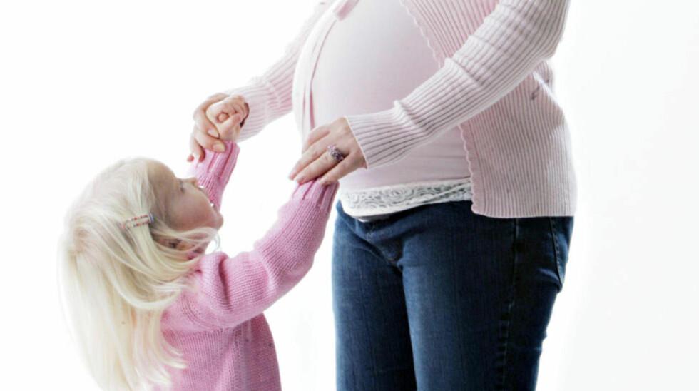 HJELPER LITE: «I sum er helsegevinsten i beste fall liten. Bare dersom muligheten for å påvise fostre med Downs syndrom anses som en helsegevinst, blir tidlig ultralyd til alle gravide et nyttig tiltak.» Illustrasjonsfoto: Knut Falch/Scanpix