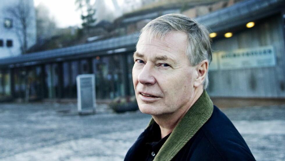 NY JOBB: Rune Gerhardsen går til PR-bransjen. Foto: Sveinung Uddu Ystad/Dagbladet